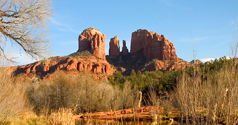 red rock crossing sedona