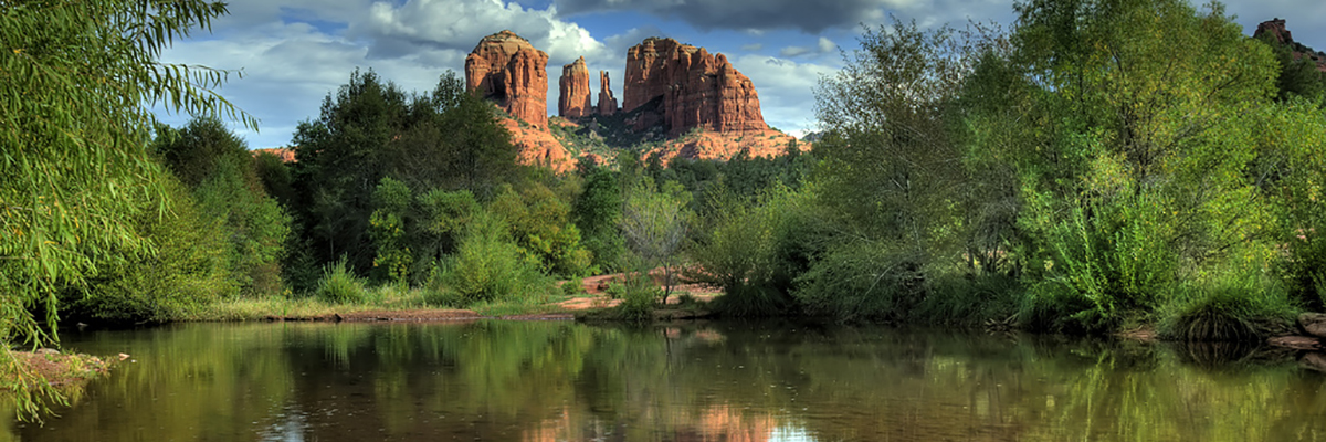 Cathedral Rock, Red Rock Crossing - Live, Work & Play in Sedona!