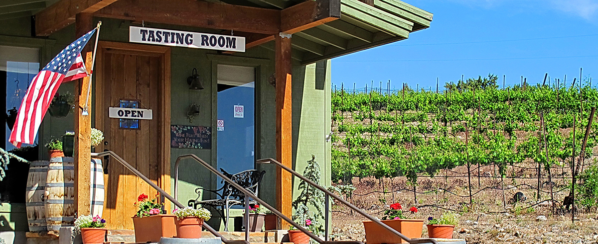 Enjoy many Fine Wineries in the Sedona Verde Valley Area