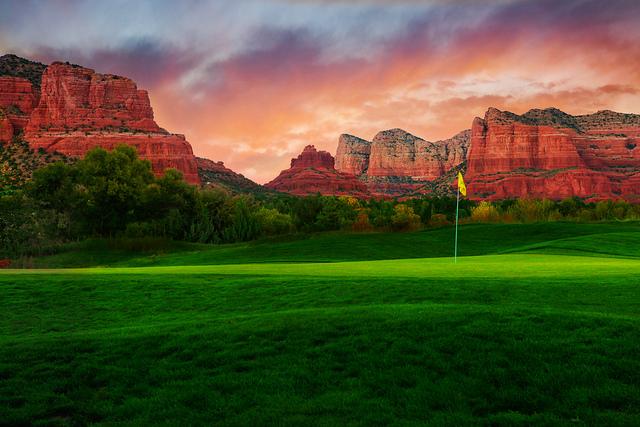 Oak Creek Country Club Golf Course Sedona, Arizona